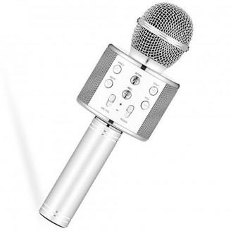 Портативная колонка-микрофон Q7