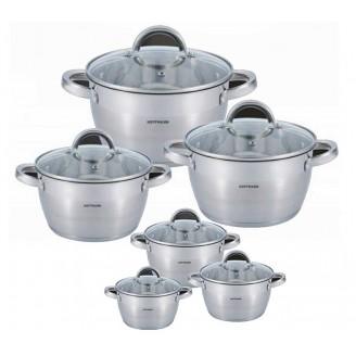Набор посуды Hoffmann 5814