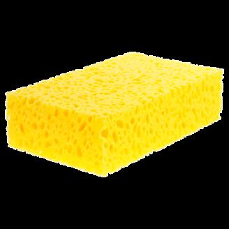 Губка крупноячеистая для мойки кузова Shine Systems Wash Sponge