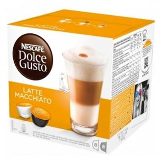 Капсулы Nescafe Latte Macchiatoo 16 шт