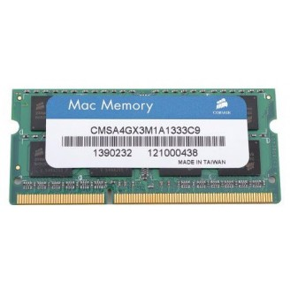 Модуль памяти CORSAIR CMSA4GX3M1A1333C9 4Gb