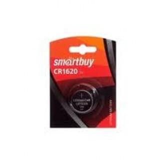 Батарейка SmartBuy CR1620/B1 SBBL-1620-1B