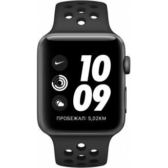 Смарт-часы Apple Watch Nike+ Series3 42 мм