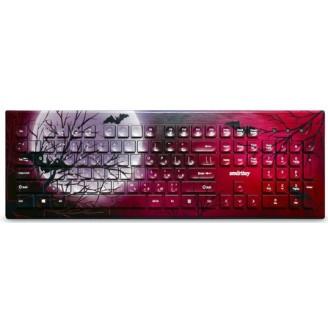 Клавиатура игровая SmartBuy SBK-223U-M-FC