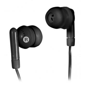 Наушники Ritmix RH-010 длина кабеля 1,2м Black