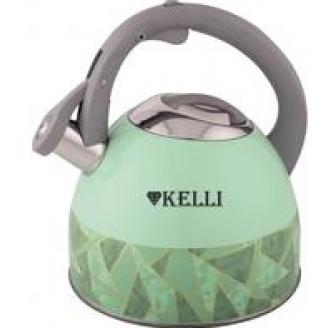 Чайник металлический Kelli KL-4525