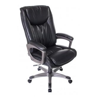 Кресло руководителя Бюрократ T-9914/BLACK