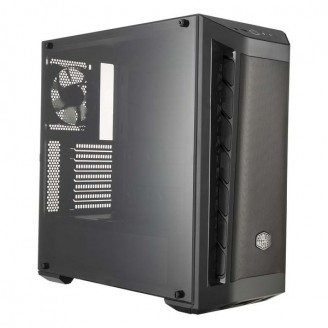 Корпус для компьютера Cooler Master MasterBox MB511 RGB Mesh черный без БП