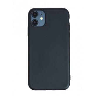 Бампер силиконовый матовый iPhone