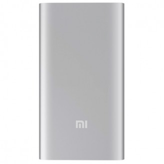 Power Bank MI 5000 mAh Silver