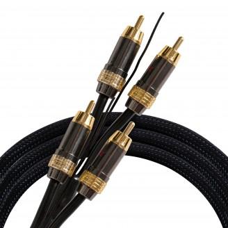 Межблочный кабель Kicx RCA05