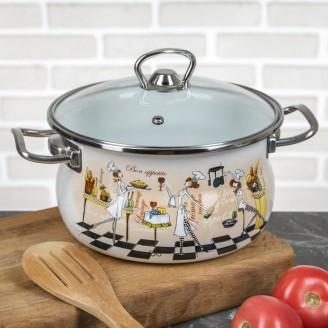 Набор посуды Greenberg 4503
