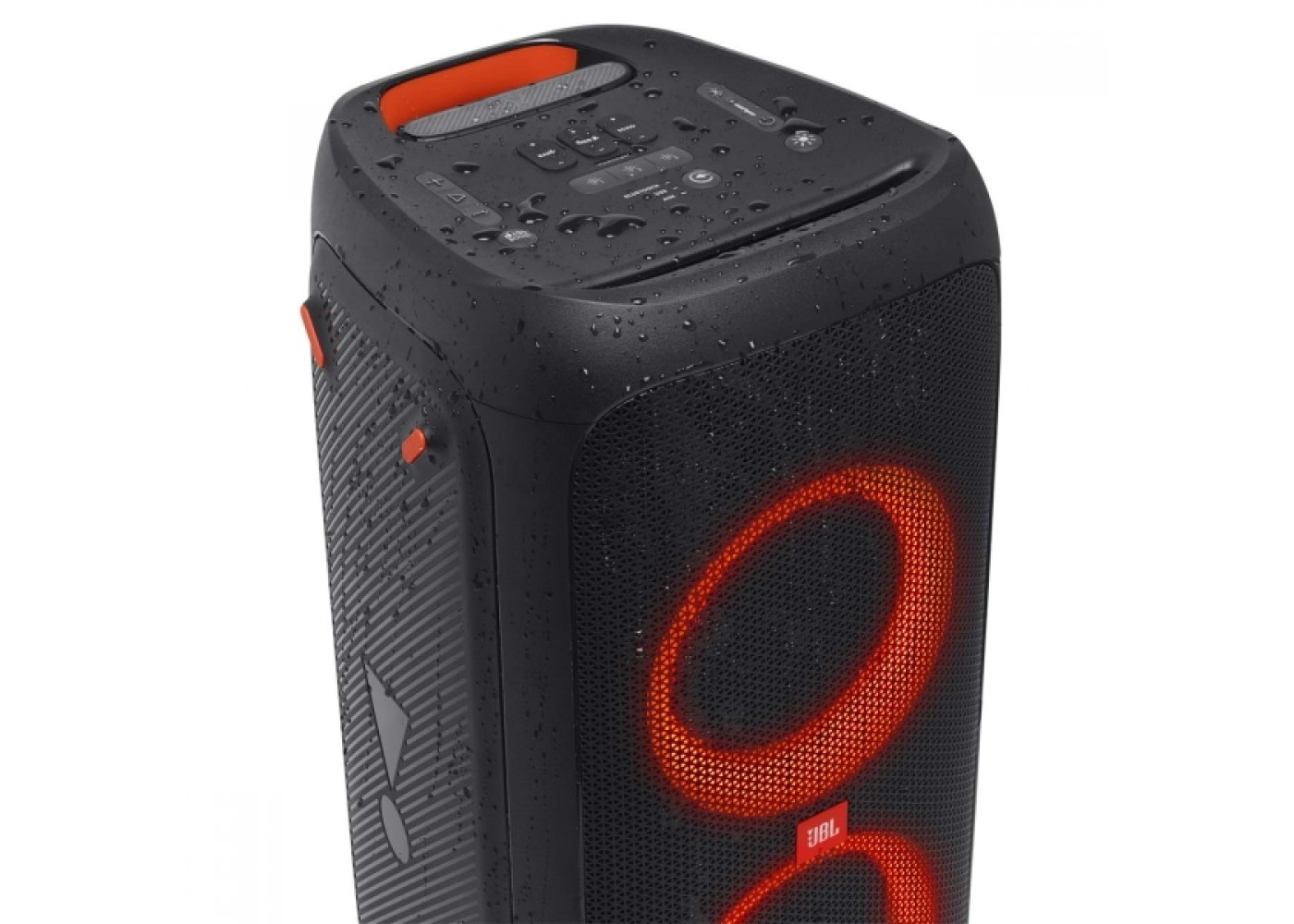 Колонка портативная JBL Party Box 310 черный 120W