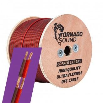Акустический кабель Tornado Sound OFC 14100RB