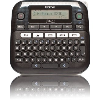 Термопринтер Brother P-touch PT-D210VP