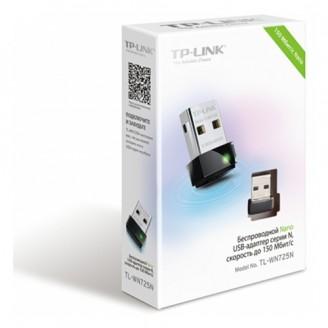 Адаптер TP-Link TL-WN725N