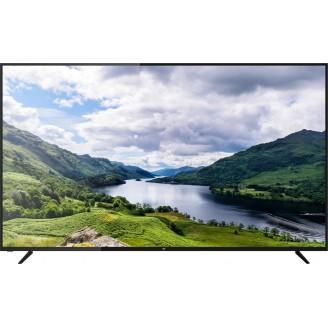 """Телевизор BQ 75FSU15B 75"""" Smart TV"""