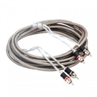 Межблочный кабель Kicx RCA-02 PRO