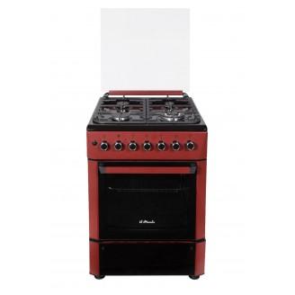 Кухонная плита il Monte FO-GE6001 BORDO LUXE