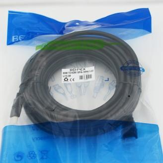 Кабель Behpex HDMI (m)/HDMI (m) 10м.