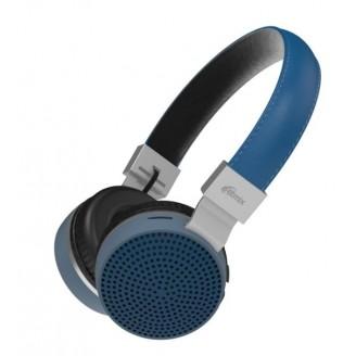 Наушники беспроводные Ritmix RH-460BTH Blue