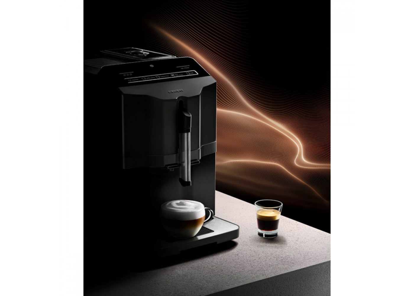 Кофемашина Siemens EQ.3 s100