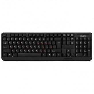 Клавиатура беспроводная SVEN KB-C2200W