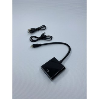 Переходник MRM HDMI-VGA