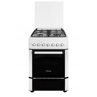 Кухонная плита il Monte FO-GE6001 WHITE LUXE