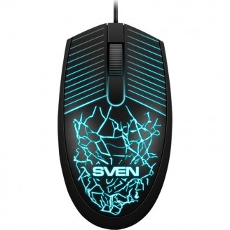 Мышь проводная Sven RX-70