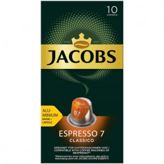 Капсулы JACOBS ESPRESSO 7