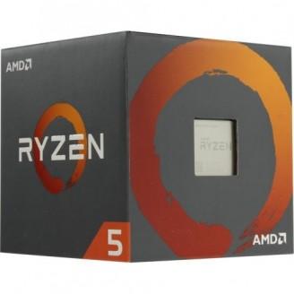 Процессор AMD Ryzen 5 1400 BOX AM4