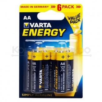 Батарейка VARTA LR6 AA
