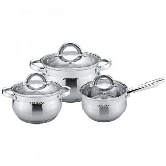 Набор посуды ZEIDAN Z-50623