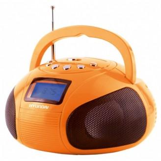 Магнитафон портативный HYUNDAI H-PAS120