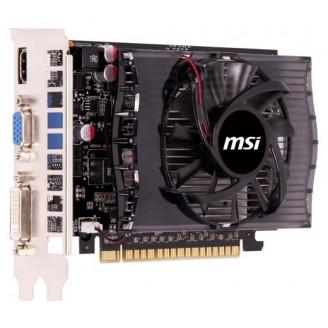 Видеокарта MSI PCI-E N730-4GD3 nVidia GeForce GT 730 4096Mb