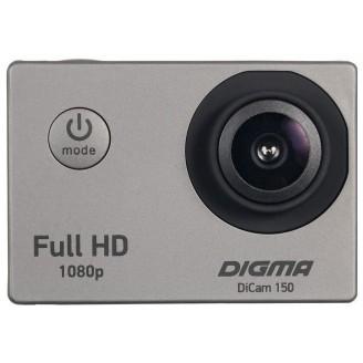 Экшен камера DIGMA Dikam 150