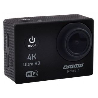 Экшен камера DIGMA Dikam 210