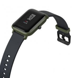 Фитнес браслет Xiaomi Huami Amazfit Bip влагозащищенные, увед о вход звонке, совмест с Android, iO,