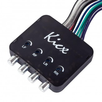 Конвертер Kicx HL04MS (4-х канальный)