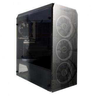 Корпус для ПК HIPER HG-C106RGB COEUS без БП