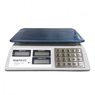 Весы торговые Маркус МК-823