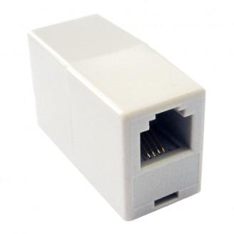 Коннектор соединительный 6P4C 1x1