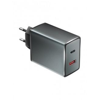 Сетевое зарядное устройство Olmio Travel Charger 2USB, 36W