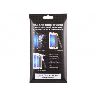 Защитное стекло Xiaomi Mi5 Gold
