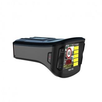 Видеорегистратор с радар-детектором Sho-Me Combo №1 SIGNATURE GPS ГЛОНАСС черный