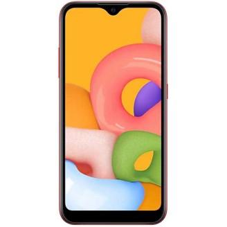Смартфон Samsung Galaxy A01 SM-A015F 2/16Gb гранат