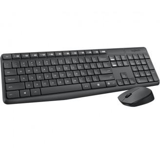 Комплект беспроводной (клавиатура + мышь) Logitech MK235