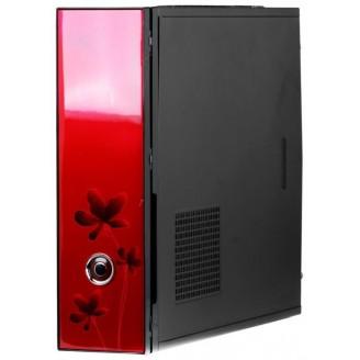 Корпус 3Cott S102B Red-Slim ATX с БП