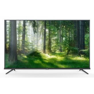 Телевизор LED TCL L75P8MUS стальной